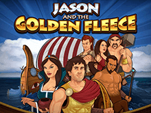 Игровой автомат Jason And The Golden Fleece играть онлайн с выводом на карту